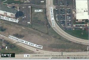 Lot 2 Central Road, one of homes for sale in Hoffman Estates